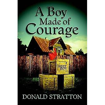 ストラットン ・ ドナルドによって勇気の少年