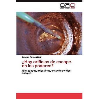 Hö Orificios de fly sv Los Poderes av L. Pez & Edgardo Adri