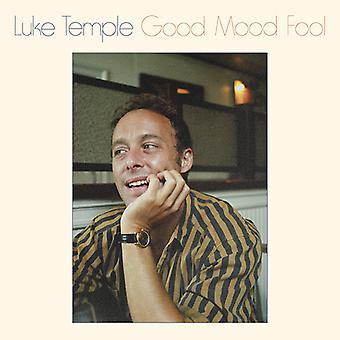 Luke Temple - bra humör dåre [CD] USA import