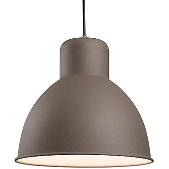 Erstlicht-1 Light Ceiling Pendant Concrete-3405CN