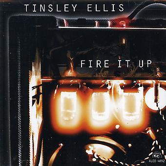 Tinsley Ellis - Fire It Up [CD] USA import