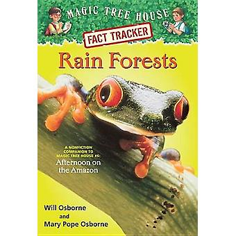 Rain Forests - A Nonfiction Companion to Afternoon on the Amazon by Sa