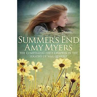 Summer ' s end av Amy Myers-9780749019167 bok