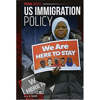 Us Immigration Policy by A R Carser - 9781532113376 Book