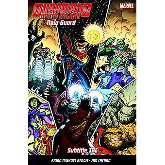 Guardians Of The Galaxy - New Guard Vol. 3 by Brian Michael Bendis - 9