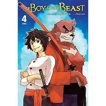 The Boy and the Beast - Vol. 4 (manga) by The Boy and the Beast - Vol