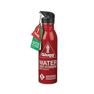 Vill og Wolf tørst brannslukningsapparat vannflaske