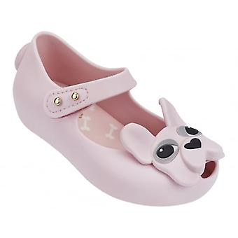 Melissa Shoes Mini Ultragirl Dog, Baby Pink