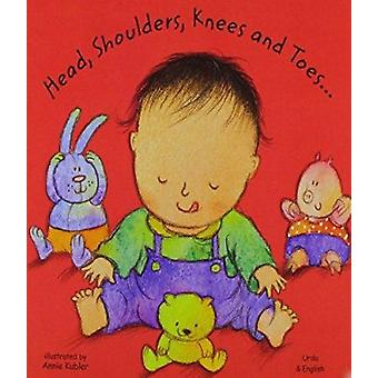 Head - Shoulders - Knees and Toes in Urdu and English by Annie Kubler