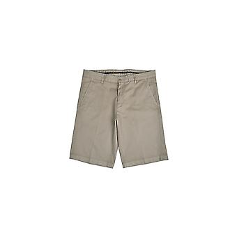 Paul & Shark Paul And Shark Tailored Shorts Stone