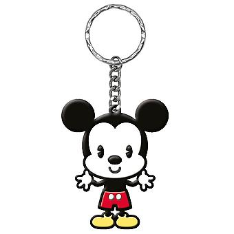 PVC sleutelhanger-Disney-cute Mickey Mouse soft touch PVC nieuwe 25038