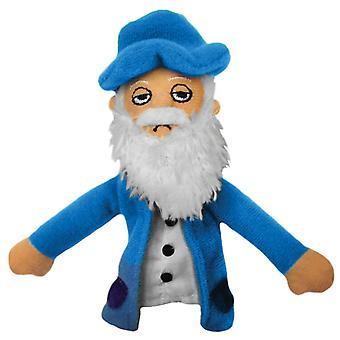 Finger Puppet - UPG - Monet Soft Doll Giocattoli Regali concessi in licenza Nuovo 0082