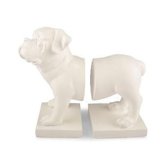 Dekoration hund Bookhviler