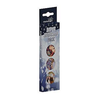 Super Sparkler Pack- 1 Pack Supplied 40 Sparklers