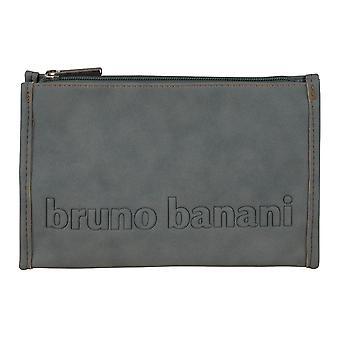 Bruno banani washbag toiletry bag cosmetic bag grey 7228