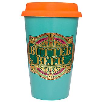 Fantastic Beasts Butterbeer Gold Electroplated Reusable Cup