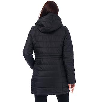 Womens Vero Moda Simone Hooded Jacket In Black