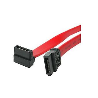 Startech 24In Sata To Right Angle Sata Cable