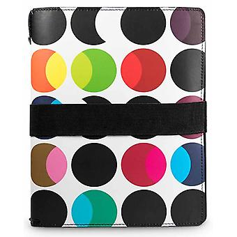 Remember TasteBook dots 22.5 x 17.5 x 2.5 cm recipe - collecting book