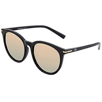 Sixty One Palawan Polarized Sunglasses - Black/Rose Gold