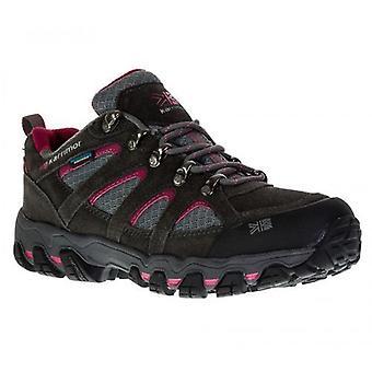 Chaussures de randonnée imperméables Pour dames Karrimor Bodmin V Weathertite Low Rise
