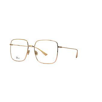 Dior StellaireO1 J5G Gold Glasses