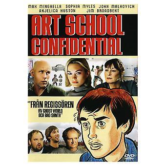 Art School Confidential (DVD) Drama Komödie mit Max Minghella