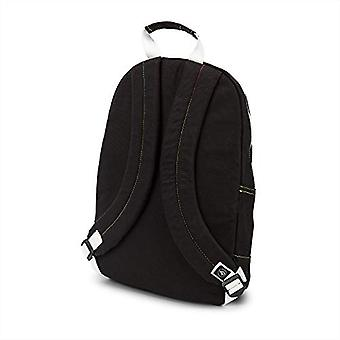 Volcom Junior's Women's School Yard Canvas Backpack, black, One Size Fits All