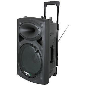 Ibiza Sound Port15vhf-BT draagbaar PA systeem