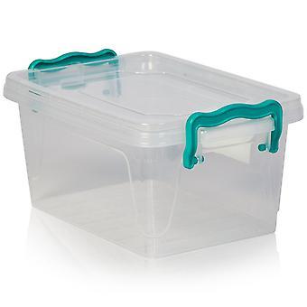 Hobby Life 1.5 Litre Multi Plastic Storage Box [multi Box Mini ]