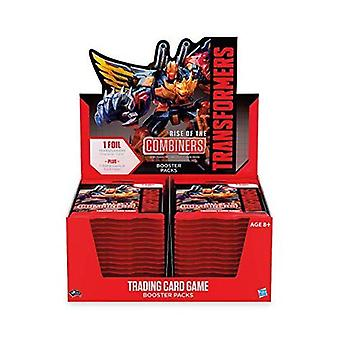Transformers Trading Card Game 2 Rise of The Combiners Booster (Pacote de 30)