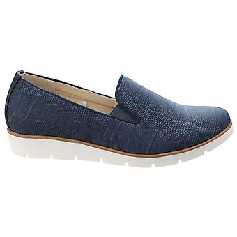 Divaz Womens/Ladies Mariah Slip On Twin Gusset Shoes
