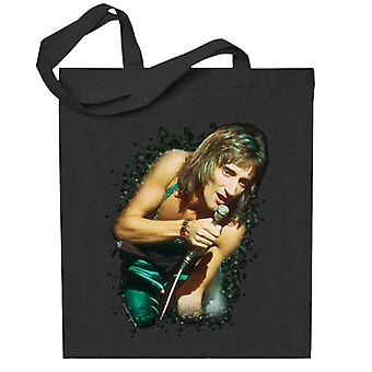 TV Times Rod Stewart Live On Russell Harty Plus Totebag