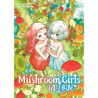 Svamp flickor i kärlek av Keiko Murayama