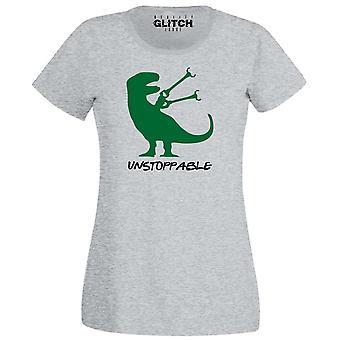 Women's unstoppable t-shirt