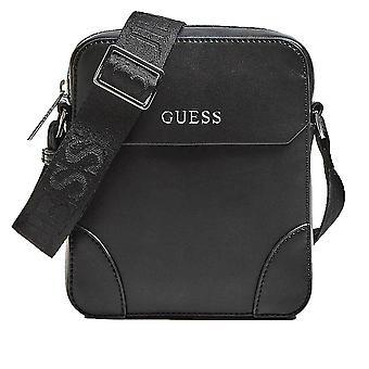 Guess Manhattan Logo Side Body Bag