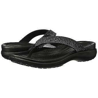 Crocs Women's Capri V Diamante Flip Flop