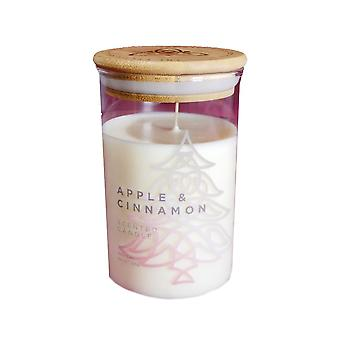 The Celtic Collection Scented Candle Range Apple & Cinnamon 345g