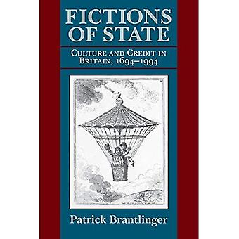 Fictions of State: Culture and Credit in Britain, 1694-1994