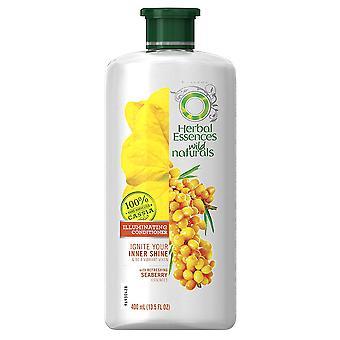 Herbal Essences Wild Naturals Illuminating Conditioner, 400 ml