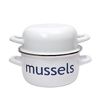 Dexam Mussel Pot, 20cm