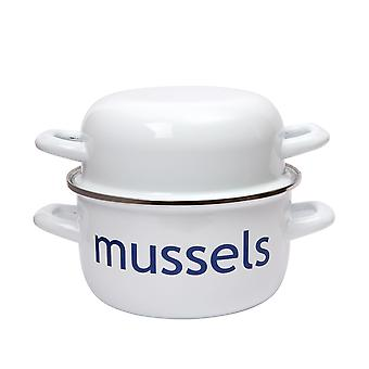 Dexam Musling Pot, 20cm