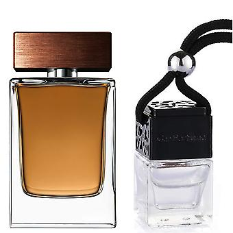 D&G The One For Him Geïnspireerd Geur 8ml Black Lid Bottle Opknoping Auto Voertuig Auto Air Freshener