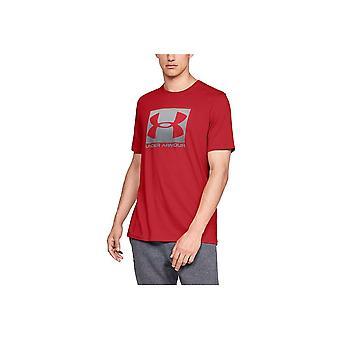アンダーアーマーボックススポーツスタイル1329581600ユニバーサルサマーメンTシャツ