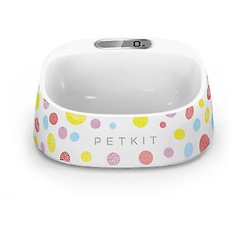 PetKit Comedero de Porcelana para Gatos Pompones