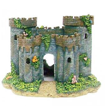 Sandimas French Medieval Castle (Rybki , Dekoracja , Dekoracja)