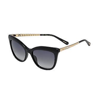 Chopard SCH260S 0700 Shiny Black/Smoke Gradient Sunglasses