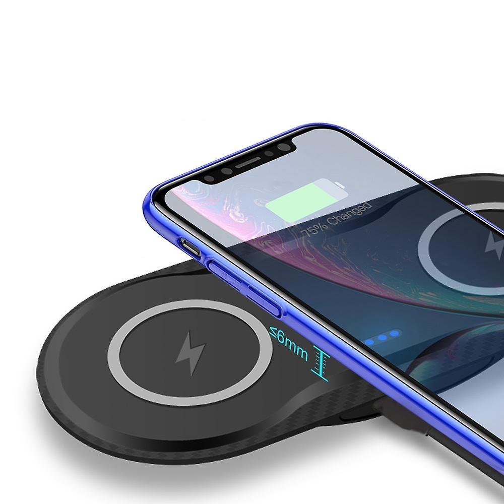 Qi wireless charger pad up to 20watts