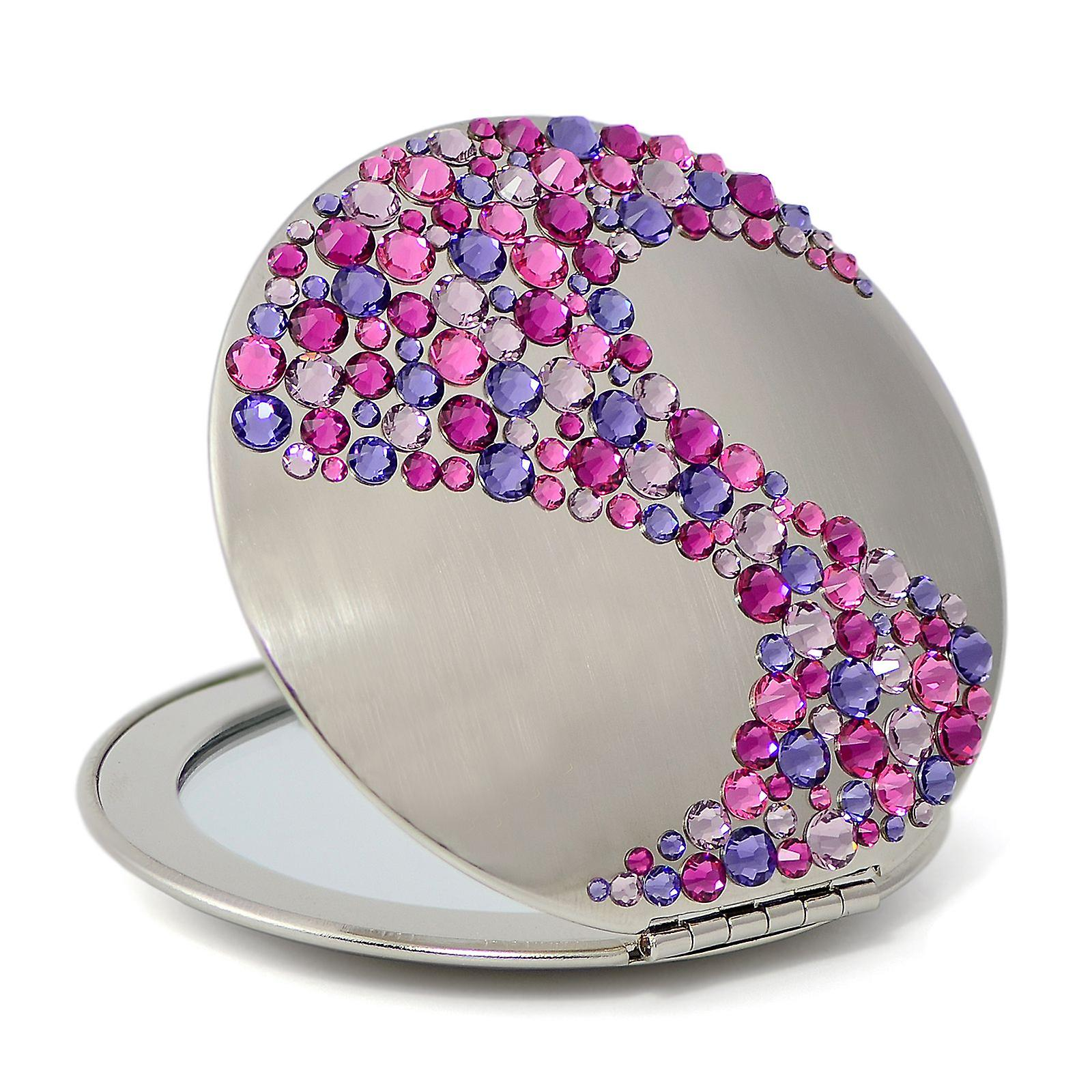 Luxury compact mirror ACS-08.4