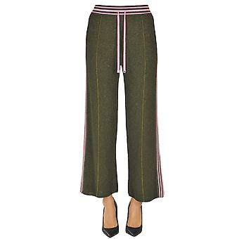 Nenette Ezgl266091 Women's Green Viscose Pants